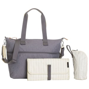 Image of Storksak Expandable Tote Grey One Size (1075497)