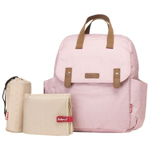 Image of Babymel Robyn Convertible Backpack Dusty Pink (3056061449)