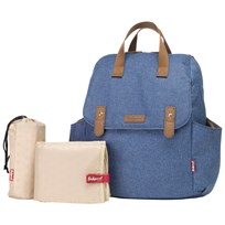 Babymel Robyn Convertible Backpack Mid Blue Blue