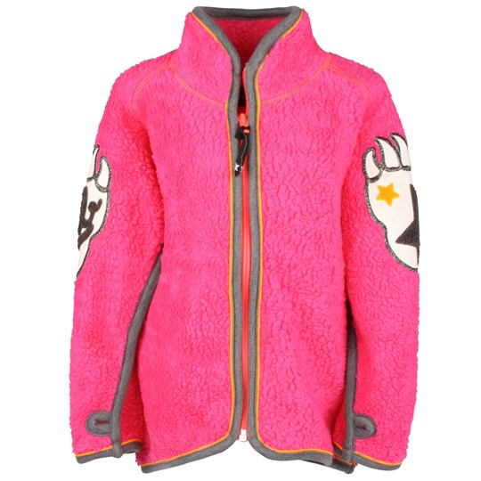 Molo Ulan Fleece Shocking Pink Pink