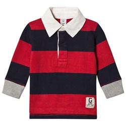 GAP Rugby Sweater Modern Red