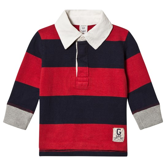 GAP Rugby Sweater Modern Red MODERN RED
