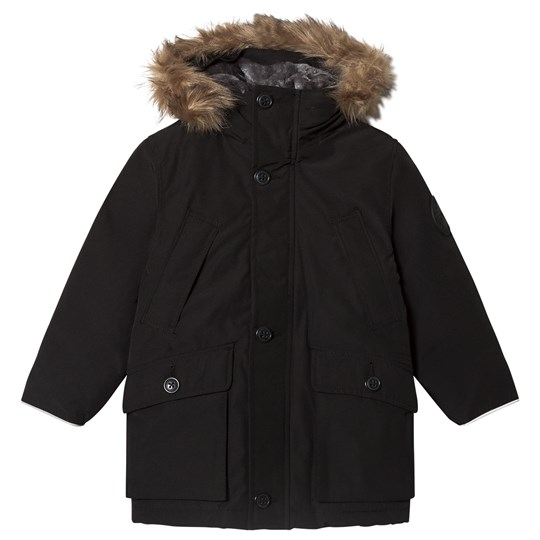 GAP Warmest Down Parka True Black TRUE BLACK V2 2