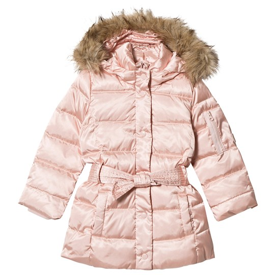 GAP Puffer with Belt New Babe Pink New Babe Pink