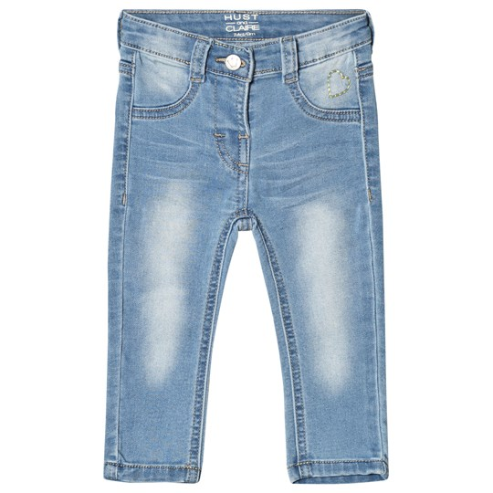 Hust&Claire Jeans Washed Denim WASHED DENIM