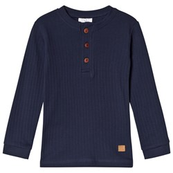 Hust&Claire T-Shirt Long Sleeve Blues