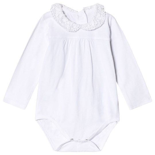 Hust&Claire Baby Body White White