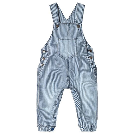 Hust&Claire Overalls Stripes Stripes