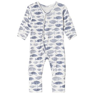 Image of Hust&Claire One-Piece Blue Tint 50 cm (0-1 mdr) (2965219041)