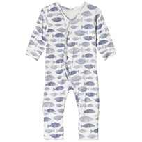 Hust&Claire One-Piece Blue Tint Blue Tint