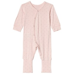 Hust&Claire Baby bodysuit Dusty Rose