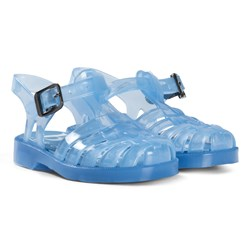 BOSS Blue Branded Jelly Shoes