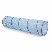 Kids Concept Star Play Tunnel New Blue Blue