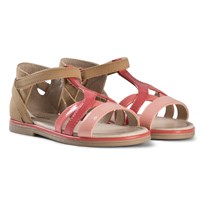 Mayoral Coral Multi Strap Sandals 39