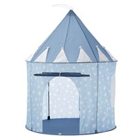 Kids Concept Play Tent Star New Blue Blue