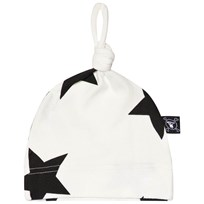 NUNUNU Star Hat White White