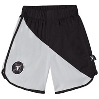 NUNUNU Surf Shorts Svart/Ljusgrå Black/light Grey