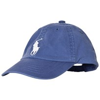 Ralph Lauren Blue Big Pony Baseball Cap 003