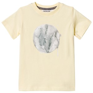 Image of One We Like Earth One T-Shirt Yellow 1 år (2968925685)