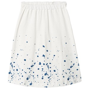 Image of One We Like Splash Long Skirt Cloud White 1 år (1075635)