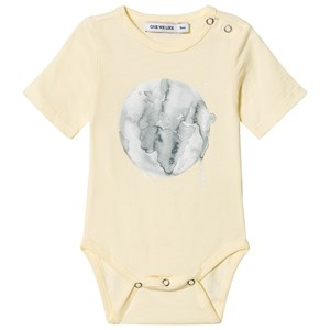 Image of One We Like Earth Baby Body Yellow 12 mdr (2968925655)