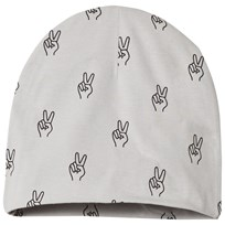 One We Like Peace Hat Vapour Grey Vapour grey