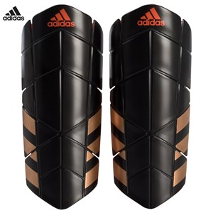 Image of adidas Performance Black and Red Ghost Pro Shin Guards L (12-14 years) (2968928889)