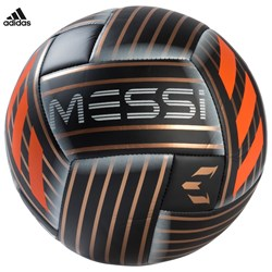 adidas Performance Black and Gold Messi Soccer Ball