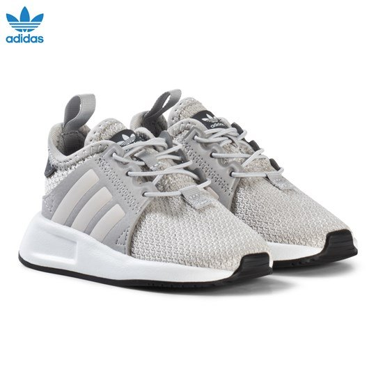 adidas Originals Grey X PLR Infants Trainers GREY TWO F17 ORCHID TINT  S18 FTWR 86e00c859