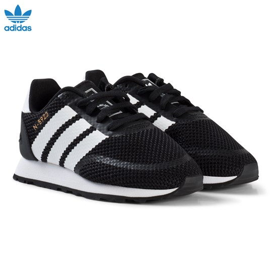 adidas Originals Iniki Kids Sneakers Svart CORE BLACK/FTWR WHITE/FTWR WHITE