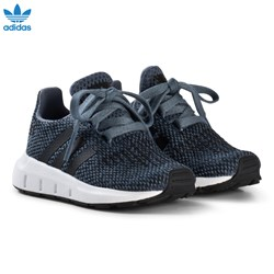 adidas Originals Swift Run Infants Sneakers Blue Steel