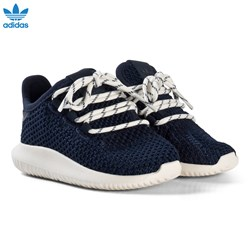 adidas Originals Navy Tubular Shadow Infants Trainers