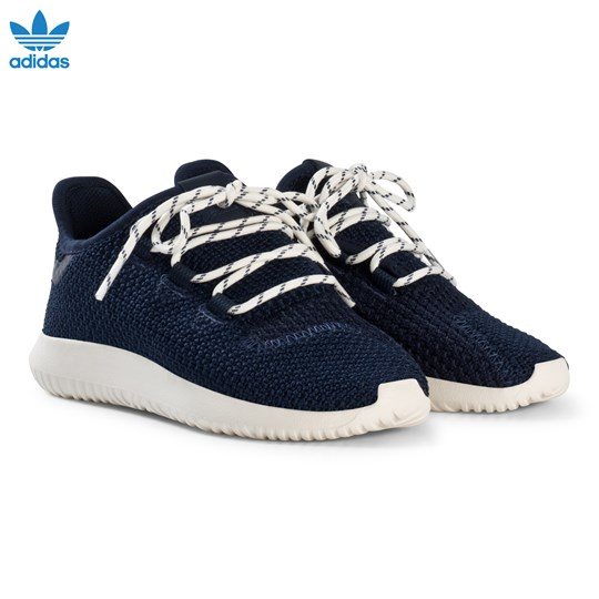 adidas Originals Tubular Shadow Kids Sneakers Marinblå COLLEGIATE NAVY/COLLEGIATE NAVY/CHALK WHITE