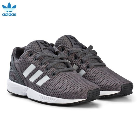 kids blue adidas trainers