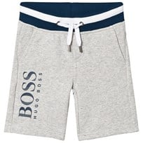 BOSS Grey Branded Shorts A89