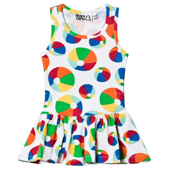 Boys & Girls Bouncy Dress Multi Multi