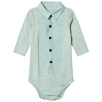 The Tiny Universe Tiny Baby Body/Tuxedo Soft Green SOFT GREEN