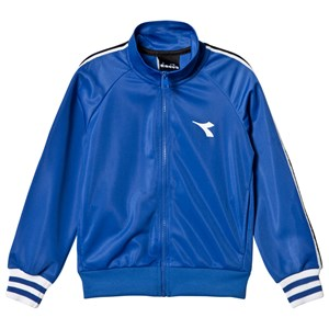 Image of Diadora Blue Tech Fabric Branded Jacket XL (14 years) (999976)