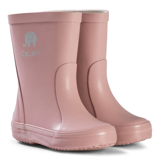 Celavi Basic Wellies Misty Rose Pink