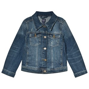 Image of GAP Denim Jacket XS (4-5 år) (2969782911)