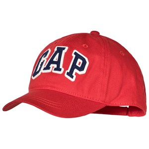 Image of GAP Logo Baseball Hat New Nordic Red S/M (57 cm) (2969781489)