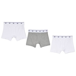 Image of GAP Solid Boxer Briefs 3-pack XS (4-5 år) (3125230629)