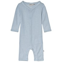 Wheat Wool One-Piece Sky Sky