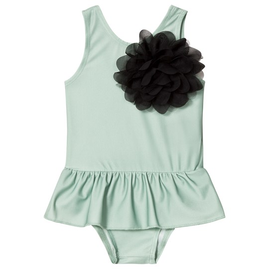 The Tiny Universe The Tiny Swimsuit Soft Green Babyshop Com
