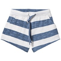 How To Kiss A Frog Dee Shorts White/Blue White/Blue