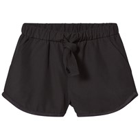 How To Kiss A Frog Dee Shorts Black Black