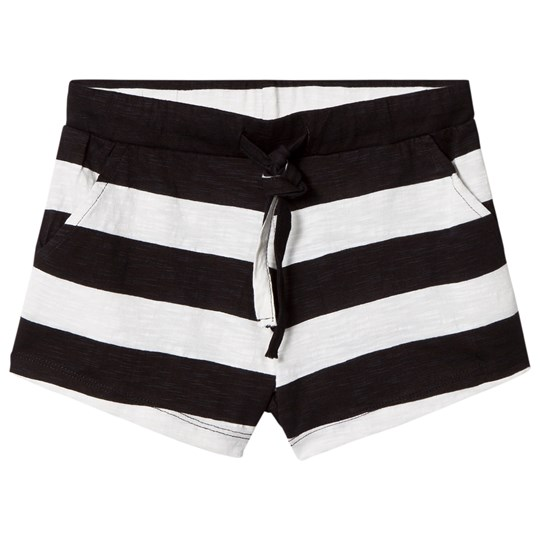 How To Kiss A Frog Dee Shorts White/black White/Black