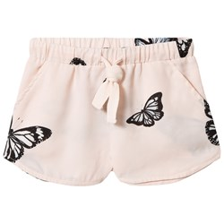 How To Kiss A Frog Dee Shorts Butterfly