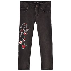 GAP Disney Snow White Super Skinny Jeans Charcoal