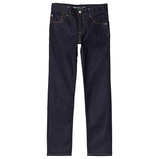 GAP Slim Jeans with THERMOLITE® RINSE WASHED INDIGO